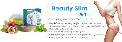 Viên sủi Beauty Slim có tốt không?