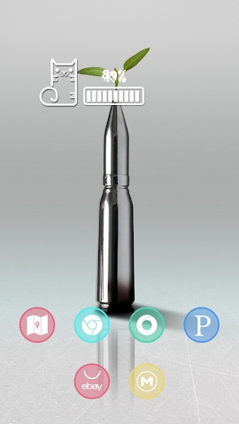 android The Newborn on the Bullet Screenshot 2