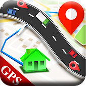 GPS  Maps And Navigation Route Direction Map