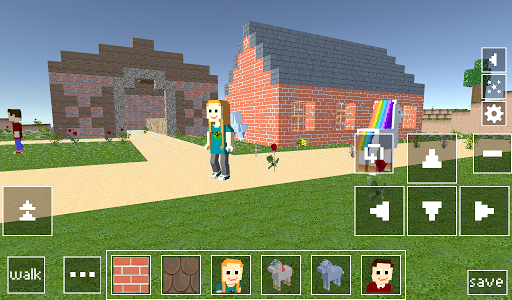 My Craft Horse Stables apkpoly screenshots 9