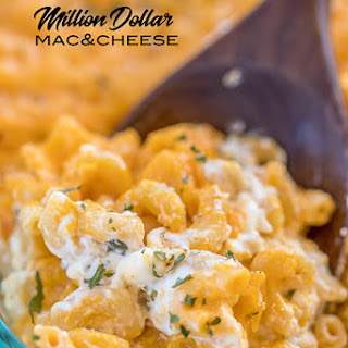 Million Dollar Mac & Cheese Recipe