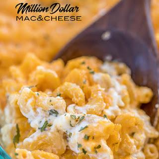 Million Dollar Mac & Cheese.