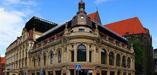 Hotel Monopol Wrocław