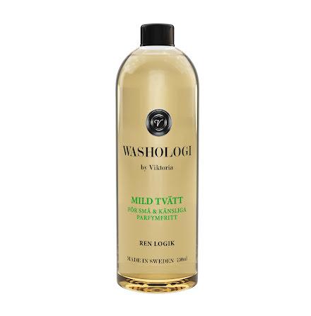 Mild Tvätt, För Små & Känsliga 750  ml Washologi