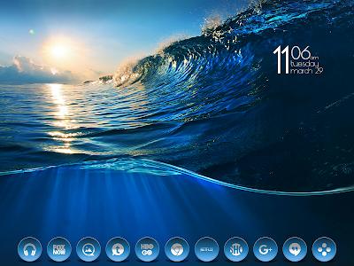 Daf Blue - Icon Pack v1.6
