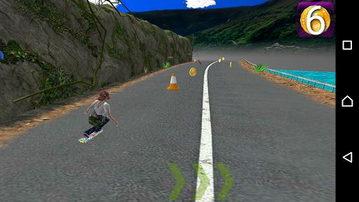 SkateBoarder Girl 1.3 {cheat|hack|gameplay|apk mod|resources generator} 5