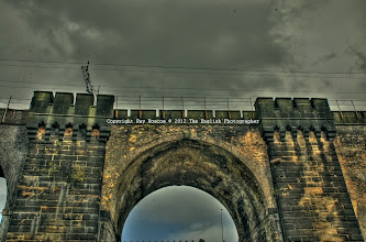 Photo: Runcorn Railway Bridge