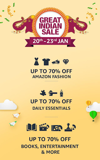Amazon India Online Shopping and Payments 18.2.0.300 screenshots 7
