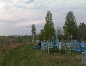Photo: Старое кладбище в Новодевичье, 2009 год