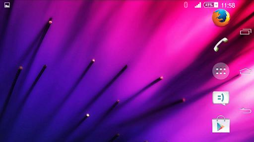 Theme Xperien Spectra 2.0 screenshot 7