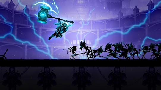 Stickman Legends Mod Apk (Money/Gold/VIP) 4
