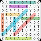 Sopa de letras - en español icon