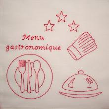 Photo: Menu gastronomique Chantal