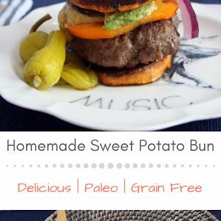 Sweet Potato Bun Recipe