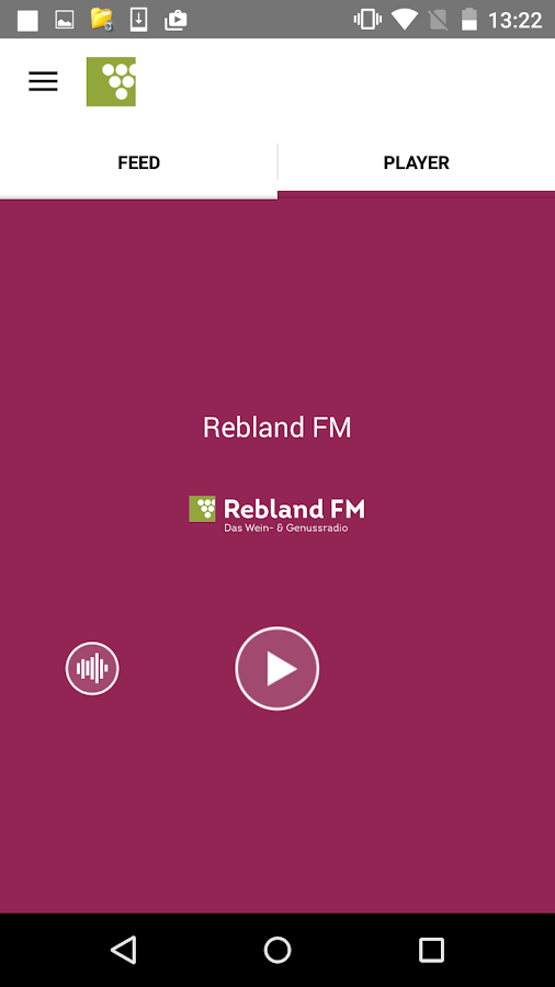 Rebland FM – Screenshot