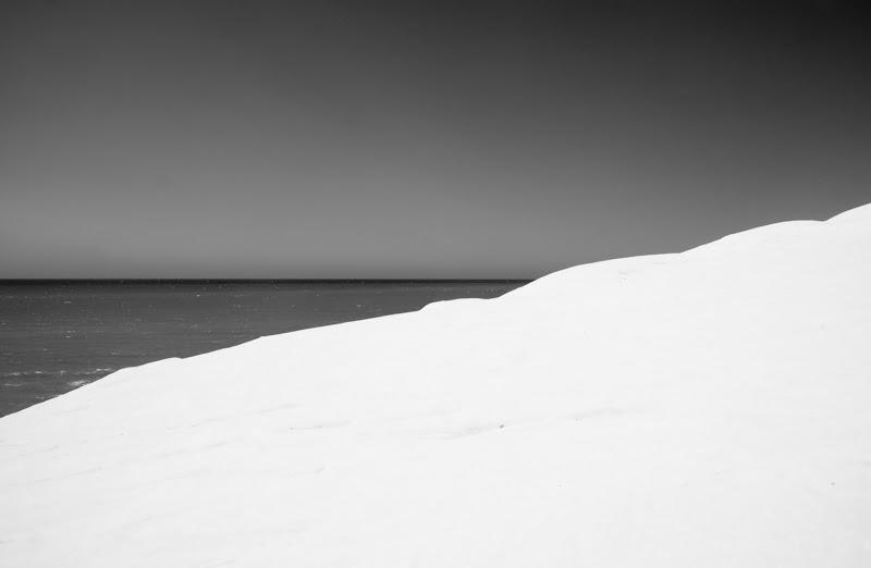 Ispirazione a Franco Fontana in bianco e nero di ChristianGri