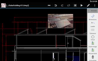 CorelCAD Mobile - screenshot thumbnail 13