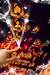 Fire Launcher Theme 2