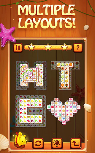 Tile Master - Classic Triple Match & Puzzle Game  screenshots 9