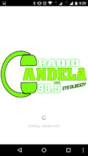Radio Candela 98.5- screenshot thumbnail