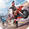 Real Motor Bike Racing