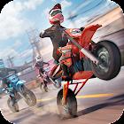 Real Motor Bike Racing - Highway Motorcycle Rider icon