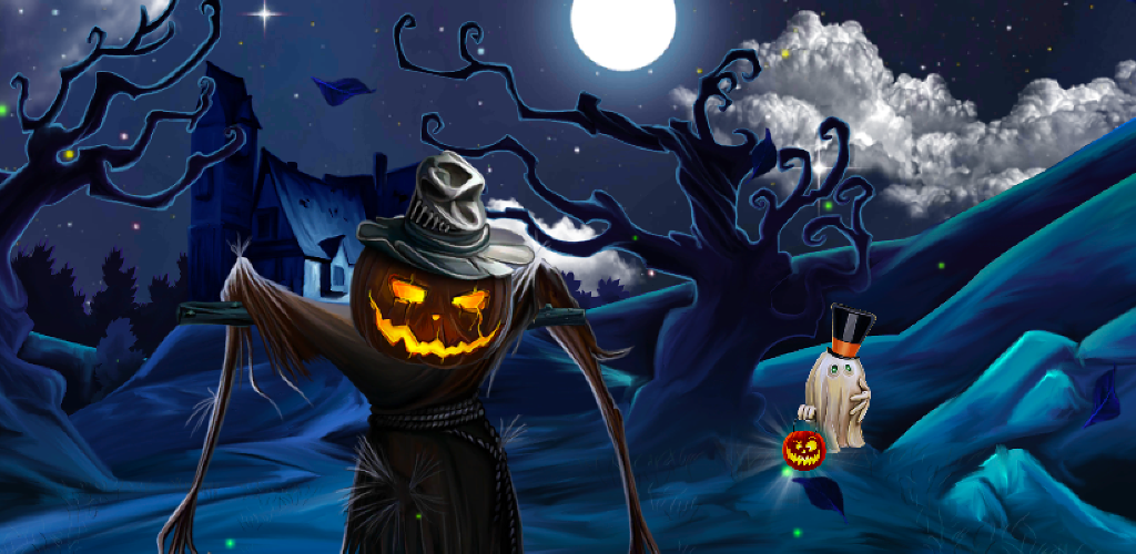 Download Seram Halloween Wallpaper Hidup Aplikasi Versi