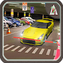 Car Parking 3d: Multi Storey icon