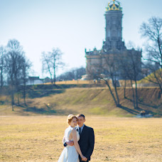 Wedding photographer Pavel Biryukov (djek). Photo of 15.04.2015