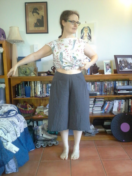 Wearing History 1940s Sunkissed Sweetheart shorts