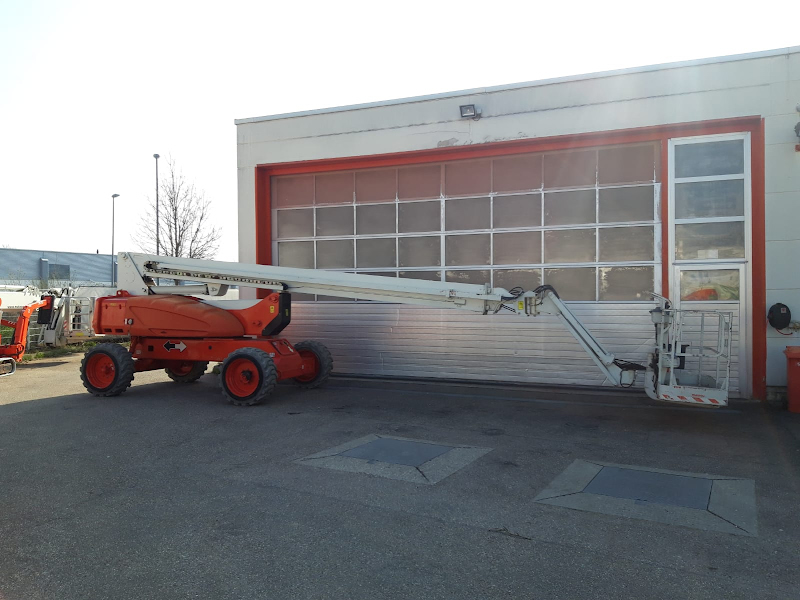 Picture of a JLG E600JP