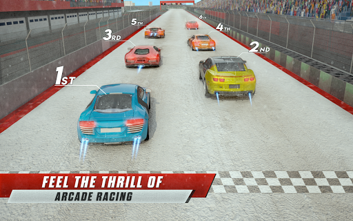 Snow Driving Car Racer Track Simulator 1.02 screenshots 4