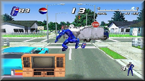 Pepsi man game for android apk