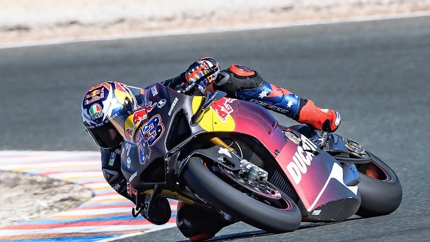 El piloto de Ducati en MotoGP, Jack Miller