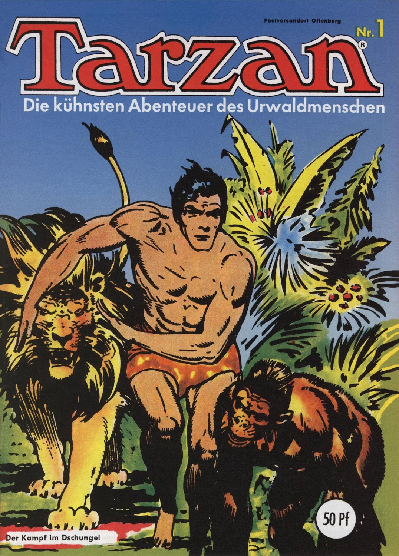 Tarzan (1952) - komplett