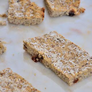 Grain-Free Coconut Shortbread Crackers (Vegan, Paleo, Gluten-Free, Soy-Free)