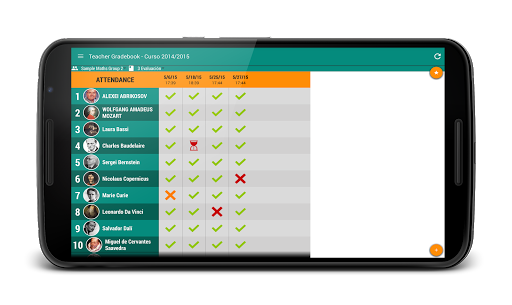 Teacher Gradebook FREE 4.0.3 screenshots 2
