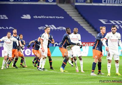 Ligue 1 : Lyon craque face à Montpellier, la voie est libre pour le LOSC