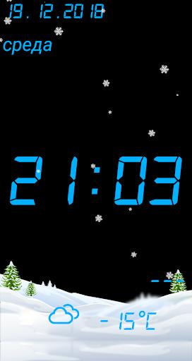 night talking clock 1.6.42 screenshots 2