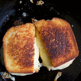 Simple Classic Grilled Cheese