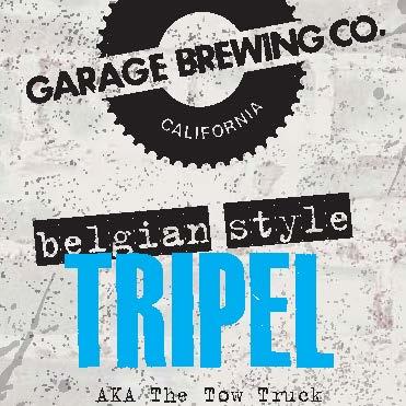 Logo of Garage Belgian Tripel