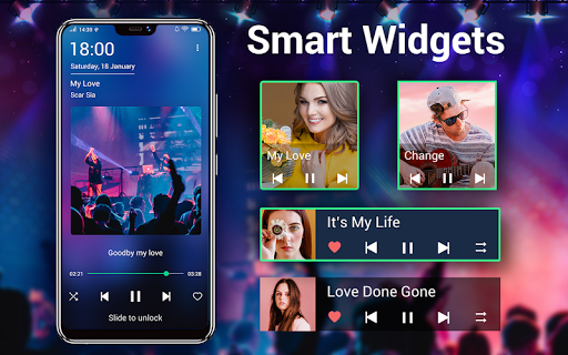 Music Player Pro 3.2.0 screenshots 11