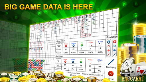 Baccarat 9 - Online Casino Card Games android2mod screenshots 4
