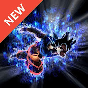 New Ultra Instinct Goku Wallpaper HD icon