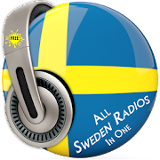Download App All Sweden Radios in One Free