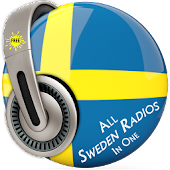 All Sweden Radios in One Free