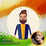 I Support Modi - I Support BJP - BJP DP Maker Icon