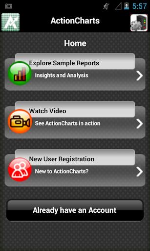 ActionCharts screenshot 1