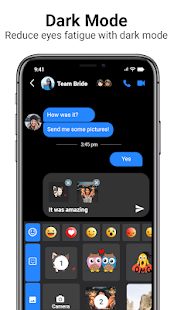 Private Messages - Privacy SMS & MMS