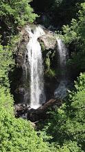Photo: Cascade de la Roucolle près de Thiézac
